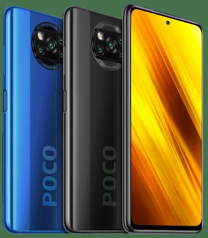 Poco X3 NFC: новейший процессор Snapdragon, экран 120 Гц и ёмкий аккумулятор