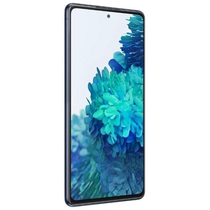 Samsung Galaxy S20 FE синий