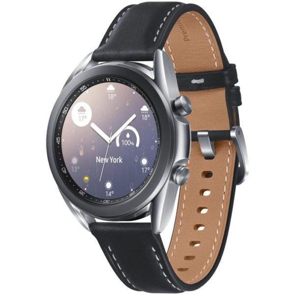 Умные часы Samsung Galaxy Watch3 45мм купить в Москве