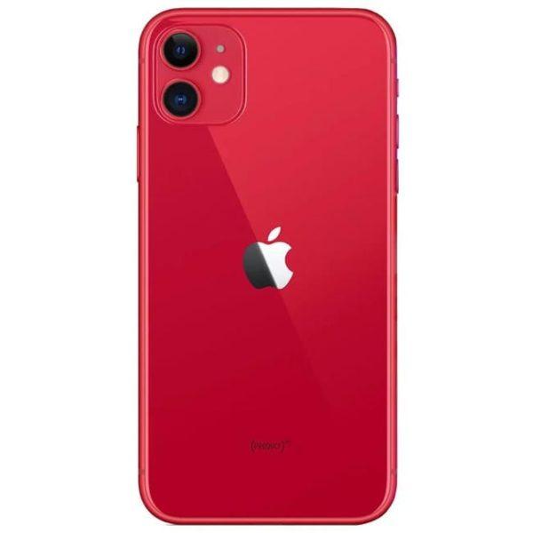 Apple iPhone 11 128GB красный купить