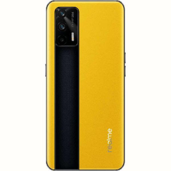 Смартфон realme GT 5G желтый