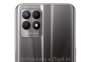 Новый смартфон Realme 8i появился на первых изображениях