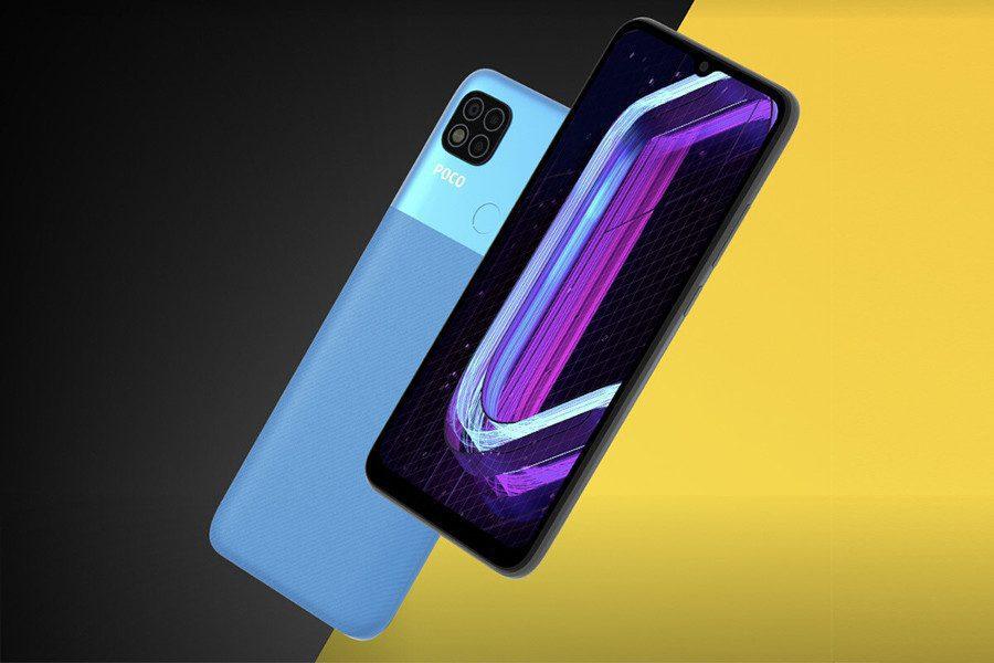 бюджетный смартфон Poco C31