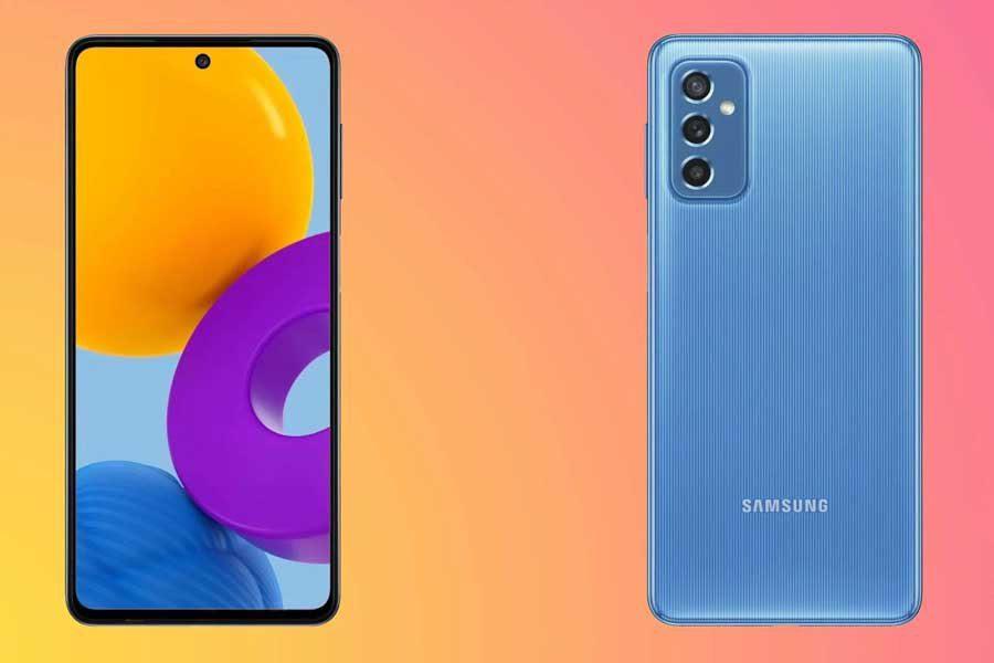 Samsung анонсировала Galaxy M52