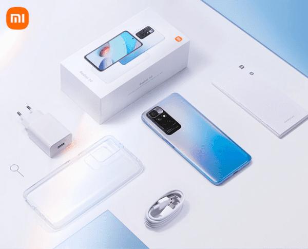 Смартфон Xiaomi Redmi 10